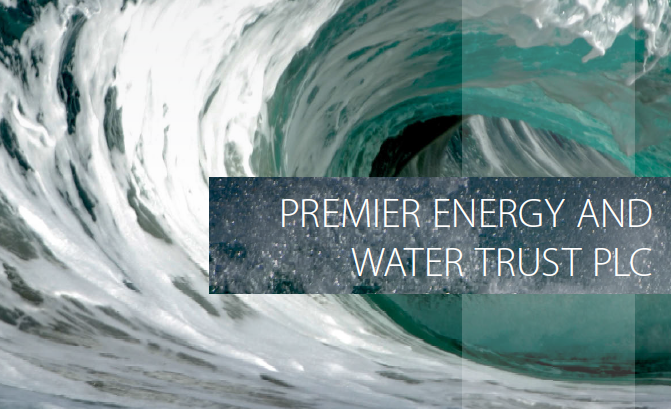 Premier Energy & Water Trust - 'Significant Latent Value' PEW