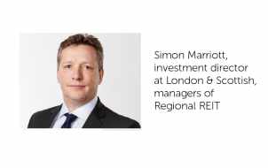 Regional REIT changes to manager line up