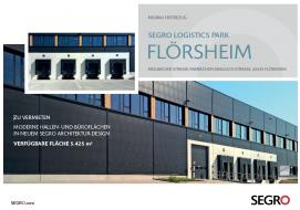 Aberdeen Standard European Logistics invests in Frankfurt