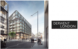 Derwent London gets control of Tottenham Court Road site