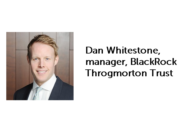 BlackRock Throgmorton Trust THRG Dan Whitestone Manager