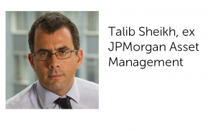 Talib Sheikh leaves JPMorgan Asset Management