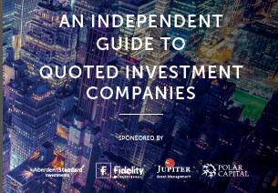 QuotedData releases 2018 Investment Companies Guide