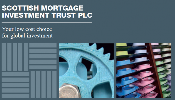 Scottish Mortgage - SMT