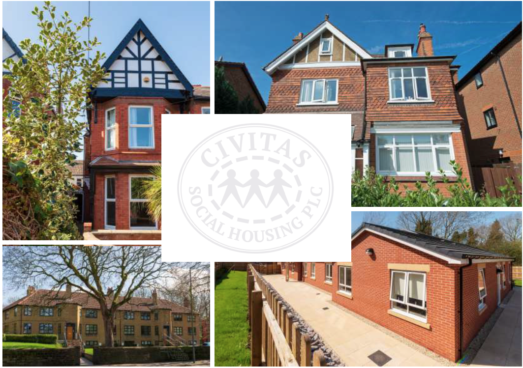 connect housing shared ownership investment