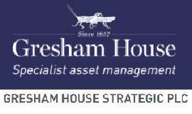 Gresham House Strategic reports best year so far