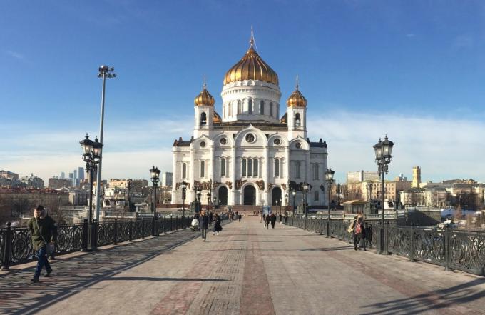 JPMorgan Russian Securities - Russian recovery