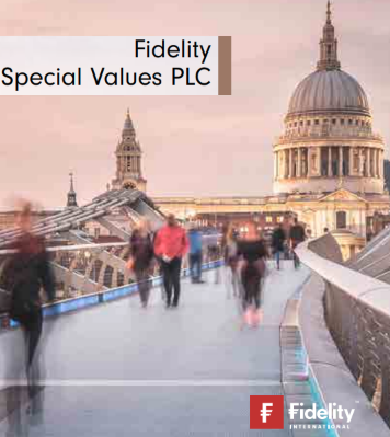 Fidelity Special Values lowers its fees