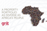 Africa-focused property company Grit reports on its first year since listing