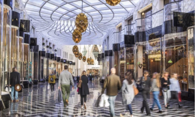 Hammerson begins a £300m buyback programme