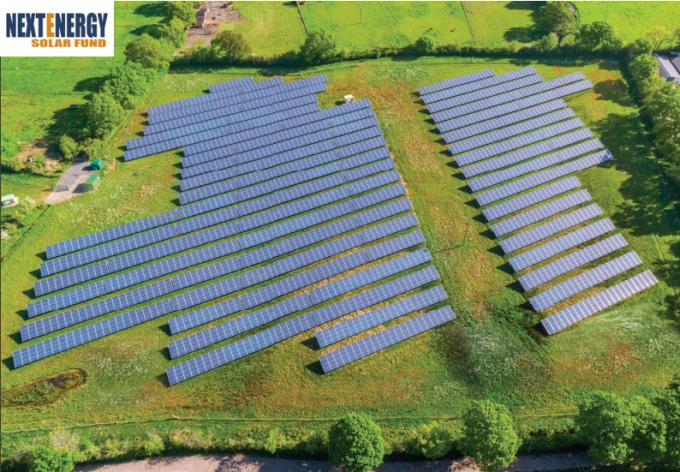 NextEnergy Solar adds Cambridgeshire plant to portfolio