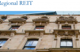 Regional REIT reports on a disposal and on letting news
