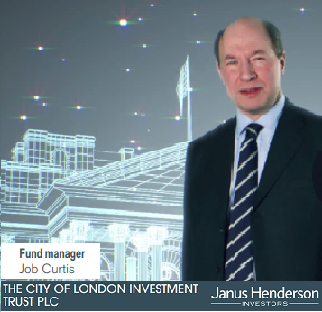 CTY : City of London increased its dividend for the 52nd consecutive year