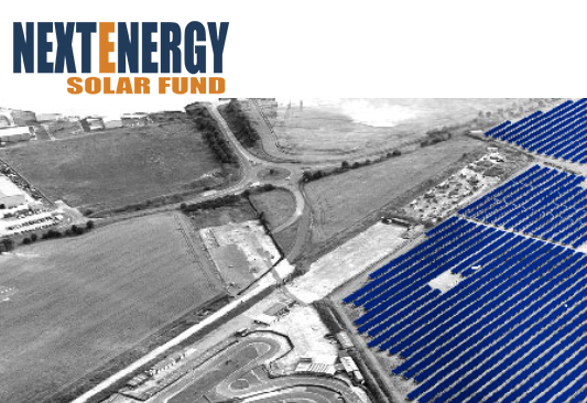NextEnergy Solar Fund says no fee on preference share cash