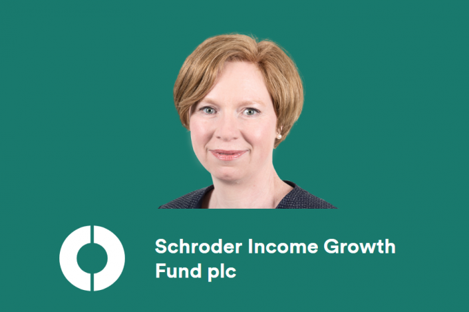 Schroder Income Growth continues to increase dividends