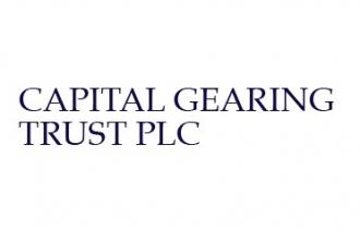 Capital Gearing Trust net asset value is up 5.3%