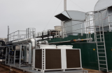 John Laing Environmental Assets Group JLEN Biogas Meden Welbeck Anaerobic Digestion Plant