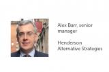 Alex Barr joins Henderson Alternative team