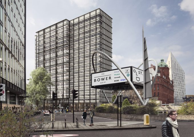 Helical fully-lets Old Street office scheme The Tower
