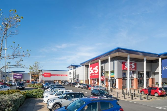 Hammerson in £400m sale of retail parks to Orion
