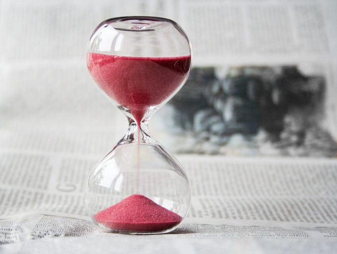 UK Mortgages Limited UKML Hourglass time