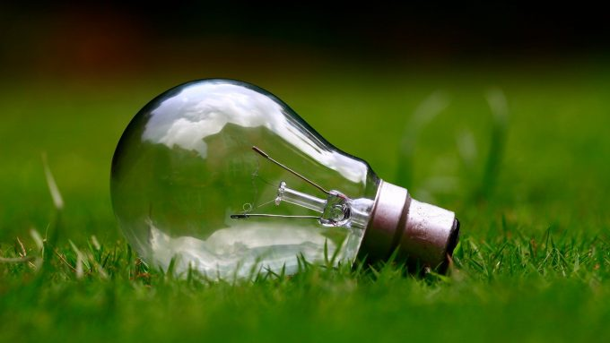 PGIT renewable energy light bulb