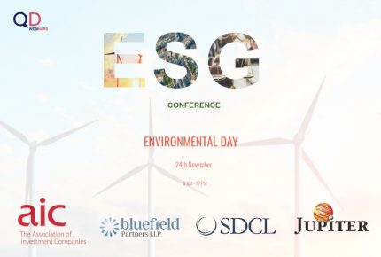 QuotedData's ESG Conference - week 1 Environmental day playback