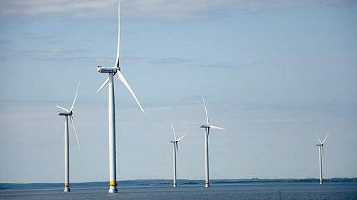 DORE Lake Vanern Wind Farm