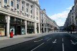 Regent Street COVID-19. Credit: Kwh1050